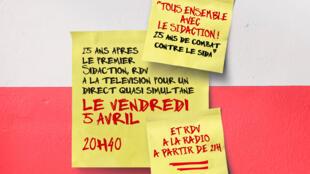 RFI e France 24 fazem parte das emissoras que participam do Sidaction 2019