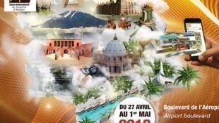 Affiche de la 8e edition du Sita, le Salon du tourisme en Côte d'Ivoire.