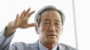 Chung Mong-Joon wants to leadworld football's governing body Fifa with a global vision