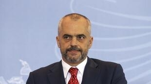 Albania's Prime minister Edi Rama rejected on Friday a US request to host the destruction of Syria's chemical weapons, dealing a blow to a US-Russian accord to eliminate the nerve agents from the country's protracted civil war.