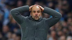 Mai horar da kungiyar kwallon kafa ta Manchester City Pep Guardiola.