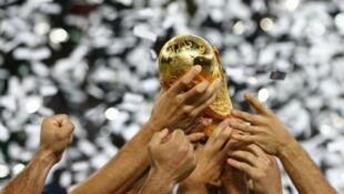 Cúp vàng FIFA niềm mơ ước lớn nhất của bất kỳ  đội bóng nào đến với ngày hội bóng đá lớn nhất hành tinh World Cup.