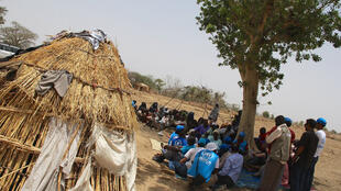 Des dizaines de milliers de Camerounais ont dû fuir leurs foyers à cause des attaques par des membres de Boko Haram