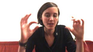 Elitza Gueorguieva, réalisatrice du documentaire « Chaque mur est une porte ».
