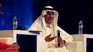 Bộ trưởng Năng Lượng Ả Rập Xê Út, hoàng tử Abdulaziz bin Salman, tại Hội nghị năng lượng thế giới, Abu Dhabi, Tiểu Vương Quốc Ả Rập Thống Nhất, ngày 9/09/2019