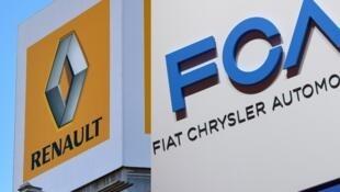 Renault y Fiat Chrysler.