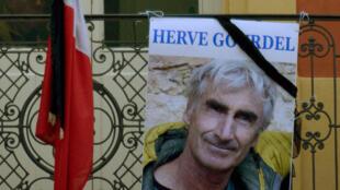 O francês Hervé Gourdel, decapitado por terroristas na Argélia.