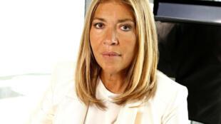 """Marie-Christine Saragosse anunciou ontem à noite que o seu mandato de Presidente da FMM tinha """"caído""""."""