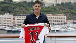 El futbolista argentino Guido Carrillo.
