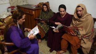 Os transexuais paquistaneses serão computados à parte no censo de 2017.
