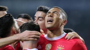 Os jogadores do Benfica foram derrotados pelo FC Porto, 3-2, no passado fim-de-semana.