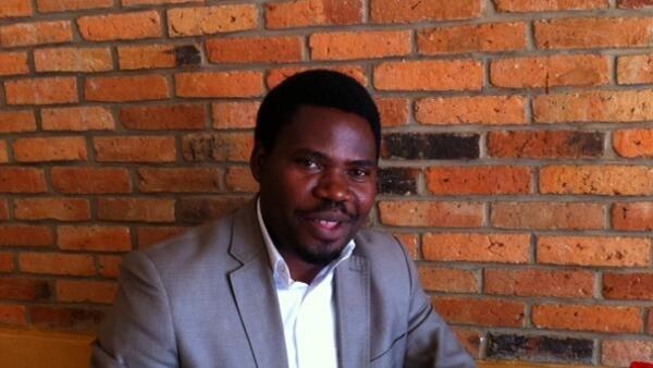 Rwandan MP Edouard Bamporiki