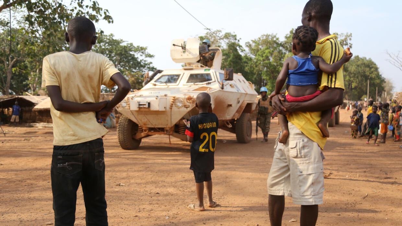 Centrafrique: la Minusca réfute les accusations contre ses fonctionnaires
