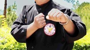 Đại võ sư quốc tế  Võ cổ truyền Việt Nam, Trương Văn Bảo. Ảnh chụp năm 2011.