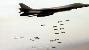 Mais de 100 estados assinaram compromisso contra bombas de fragmentação