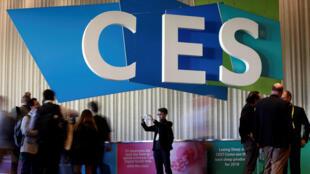 Le CES est aussi un bon moyen de se faire connaître du monde de la tech.