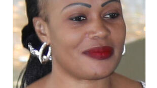 Marie-Ange Mushobekwa, ministre des Droits humains de la République démocratique du Congo.