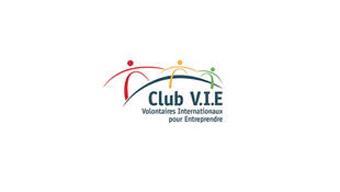 Le logo du Club V.I.E.