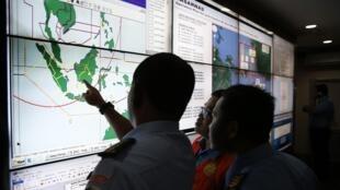 馬來西亞亞航班機12月28日從印尼飛新加坡途中失聯。