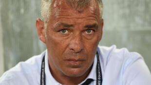 Jorge Costa, treinador do Tours