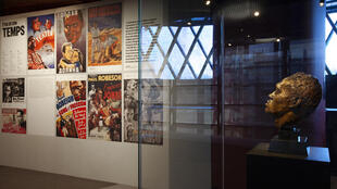 Inside the Paul Robeson, A Man for Everyman Exhibition at the Musée Quai Branly-Jacques Chirac till 14 October 2018.