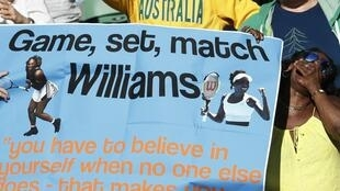 Serena Williams za ta hadu da Venus Williams a wasan karshe a gasar Australian Open a ranar Asabar
