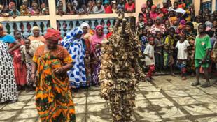 Cette fête agraire est organisée dans la presqu'île de Nioumakélé sur l'ile d'Anjouan.