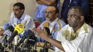 En Mauritanie, les candidats de l'opposition rejettent la victoire du général Ghazouani.