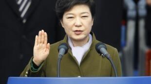 Cơ quan mật vụ Hàn Quốc bị cáo buộc tìm cách thao túng công luận trong chiến dịch tranh cử tổng thống của bà  Park Geun-hye.