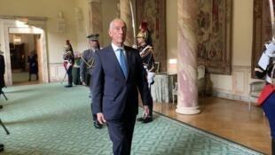 Presidente português, Marcelo Rebelo de Sousa