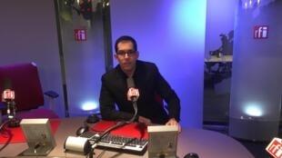 Bruno António, mentor de Reflex Latino