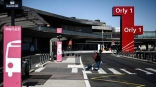 L'aéroport parisien d'Orly sera temporairement fermé à partir du 31 mars 2020.
