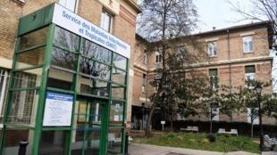 Deux des trois patients ont été admis à l'hôpital Bichat, à Paris.