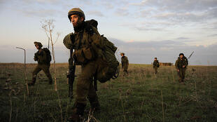 The Herev battalion is composed completely by Druze citizens that choose to enlist to this unit.