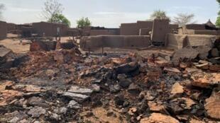 Kijiji cha Sobane kilichoshambuliwa nchini Mali
