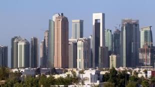 Столица Катара Доха