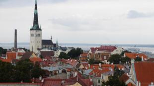 Столица Эстонии Таллин.