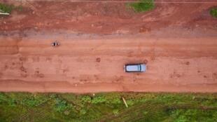 La grogne monte dans de nombreux endroits au Mali concernant l'état des routes (image d'illustration).