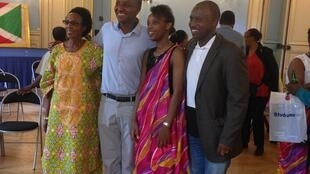 Burundian in France celebrate Burundi Cultural Day on 2 July, 2016.