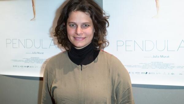 "A cineasta brasileira Julia Murat, premiada pela crítica mundial com ""Pendular"", na mostra Panorama da Berlinale 2017"