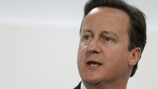 PM David Cameron talks of a referendum on Britain's relationship with mainland Europe