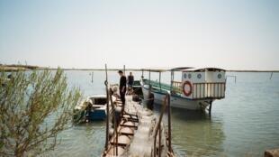 Кадры из фильма «Домой»: съемки проходили на материковой части озера Сиваш