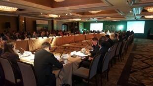 Encerrou hoje a mesa redonda de doadores e de investidores dedicada a São Tomé e Príncipe