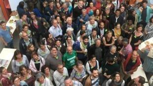 À l'approche des élections municipales de mars 2020, le mouvement municipaliste français s'est réuni les 21-22 septembre 2019 à Poitiers, pour un week-end de coaching.