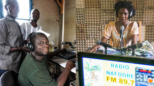 RFI compte plus de 370 radios et 20 sites d'informations partenaires à travers le continent africain.