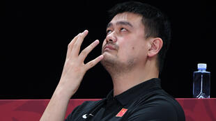 Yao Ming played for nearly a decade in the NBA in the United States.