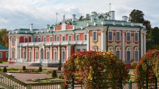 Замок Кадиорг в Таллинне