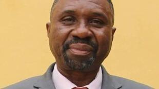 Jorge Bom Jesus, líder do MLSTP-PSD e primeiro-ministro são-tomense