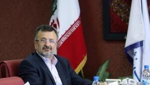 محمدرضا داورزنی معاون توسعۀ ورزش قهرمانی و حرفهای وزارت ورزش و جوانان