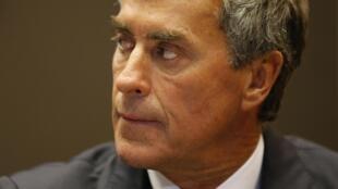 Jérôme Cahuzac, face à la commission d'enquête, ce 23 juillet.